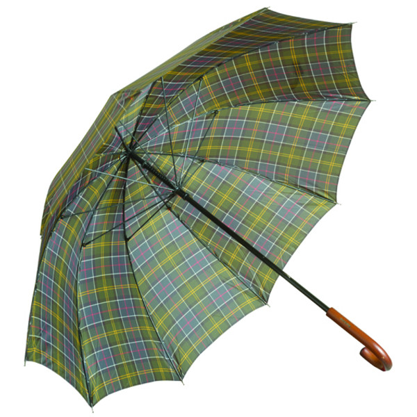 Barbour TARTAN GOLF UMBRELLA Unisex