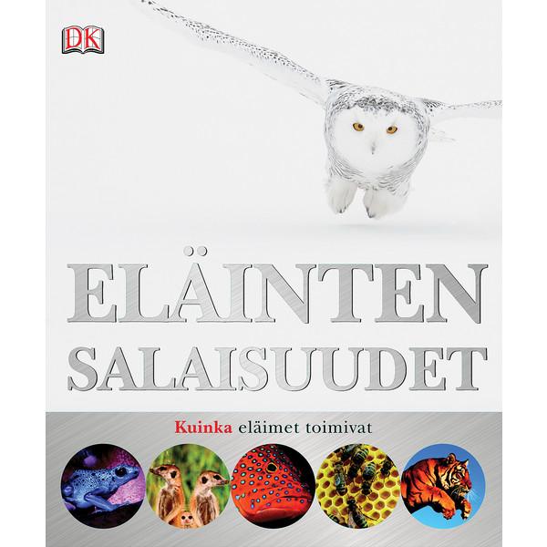 Kirja ELÄINTEN SALAISUUDET