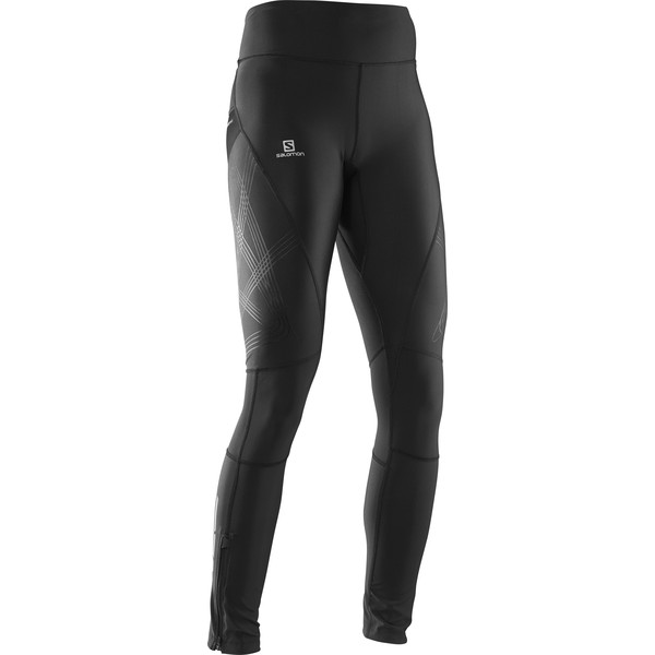 Salomon INTENSITY LONG TIGHT W Naiset