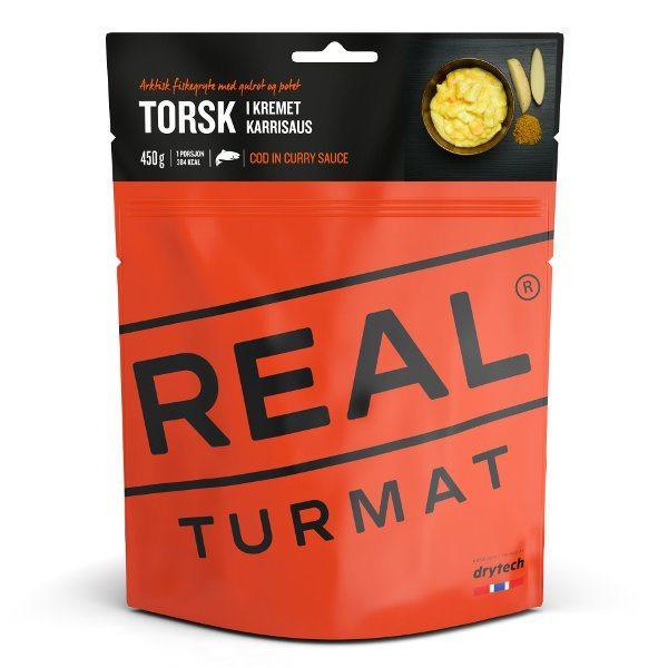 REAL TURMAT COD IN CREAMY CURRYSAUCE