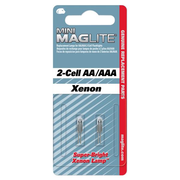 Maglite MINI AA-AAA POLTTIMOLEVY XENON