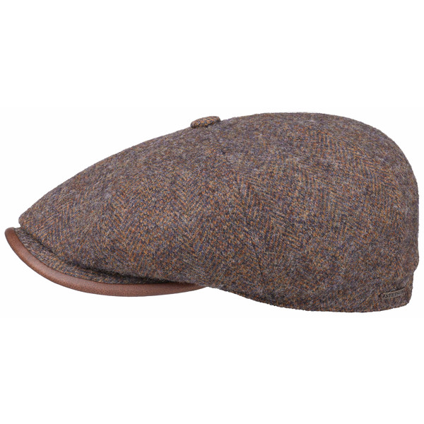 Stetson HATTERAS VIRGIN WOOL WITH EARFLAPS