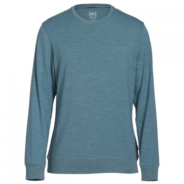 super.natural Europe AG M WATERTON CREW NECK Miehet