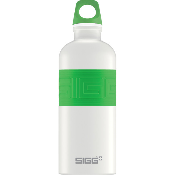 Sigg CYD PURE WHITE TOUCH GREEN 0,6L