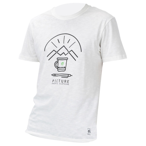 Picture Organic Clothing MORNING T-SHIRT Miehet