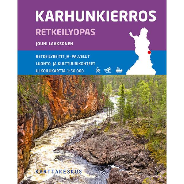 Karttakeskus KARHUNKIERROS RETKEILYOPAS