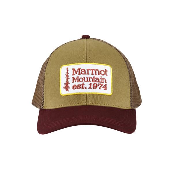 Marmot MARMOT TRUCKER HAT Unisex