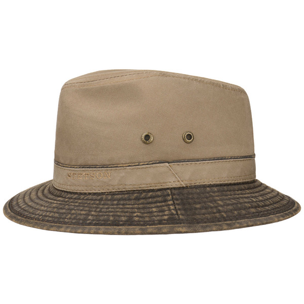 Stetson TRAVELLER COTTON Unisex