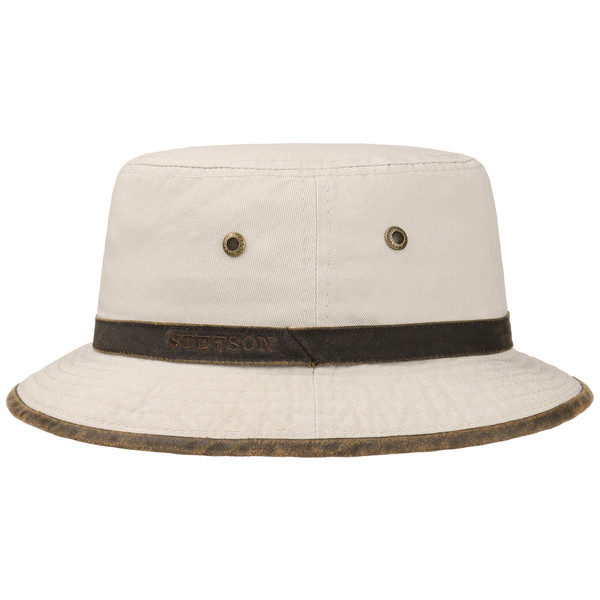 Stetson BUCKET COTTON Miehet