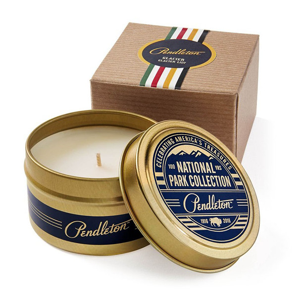 PENDLETON NATIONAL PARK TRAVEL CANDLE