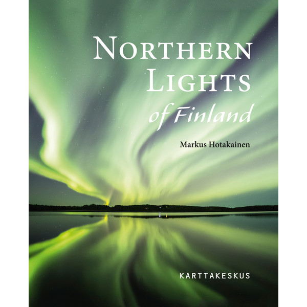 Karttakeskus NORTHERN LIGHTS OF FINLAND