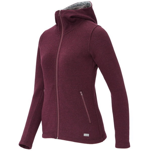 FRILUFTS TYA HOODED FLEECE JACKET WOMEN Naiset