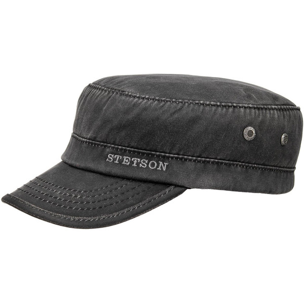 Stetson ARMY CAP CO/PE LINED Unisex