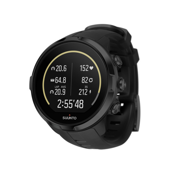 Suunto SUUNTO SPARTAN SPORT WRIST HR ALL BLACK