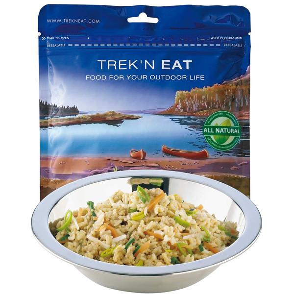 Trek' n Eat GARDEN VEGETABLES &  RISOTTO