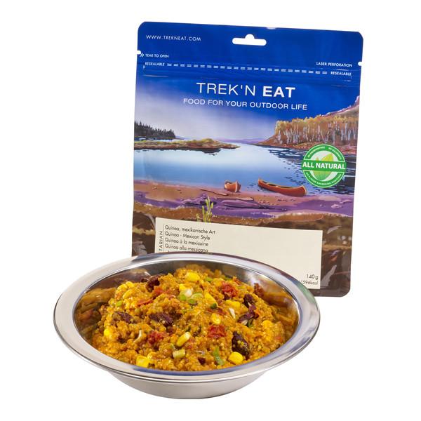 Trek' n Eat QUINOA - MEXICAN STYLE