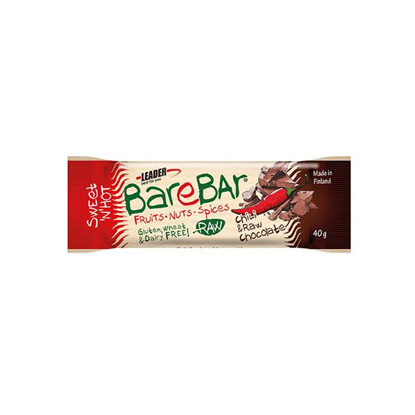 BareBar CHILI& RAAKAKAAKAO 40G