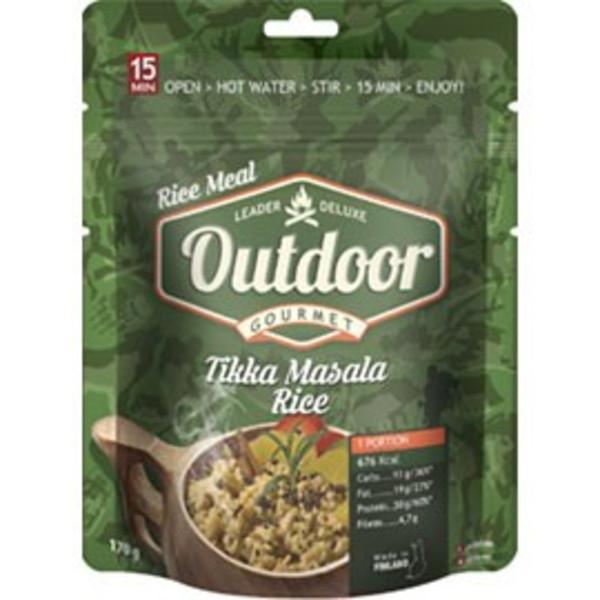 Outdoor Gourmet TIKKA MASALA RICE