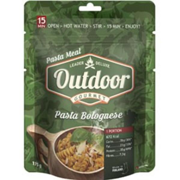 Outdoor Gourmet OUTDOOR PASTA BOLOGNESE