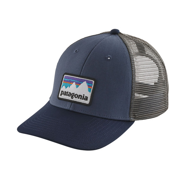 Patagonia SHOP STICKER PATCH LOPRO TRUCKER HAT Unisex