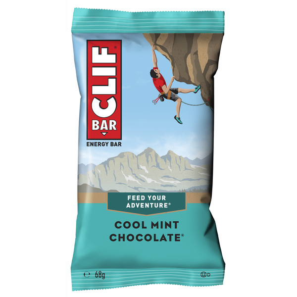 Clif Bar COOL MINT CHOCOLATE BAR