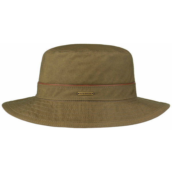 Stetson BUCKET WAXED COTTON Unisex
