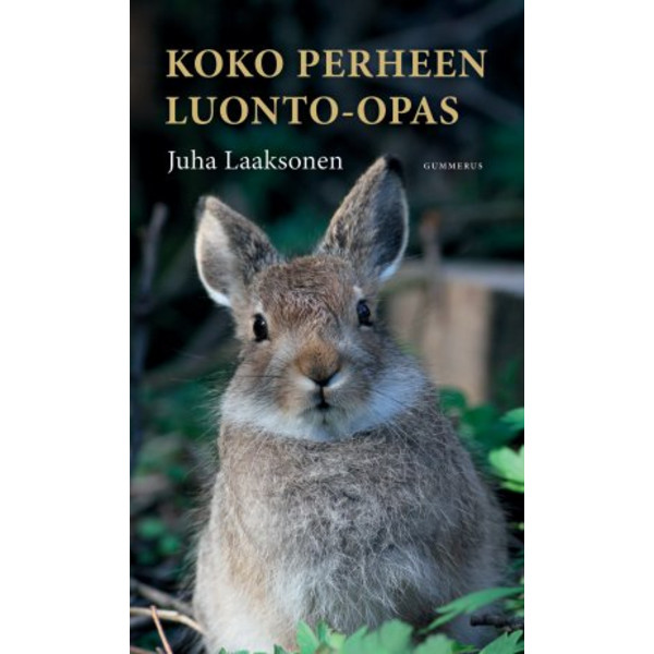 Kirja KOKO PERHEEN LUONTO-OPAS