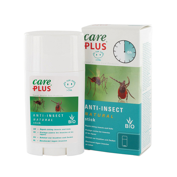 Care Plus ANTI-INSECT NATURAL STICK CITRIODIOL, 50 ML