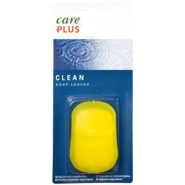 Care Plus CLEAN - SOAP LEAVES, 50 PCS