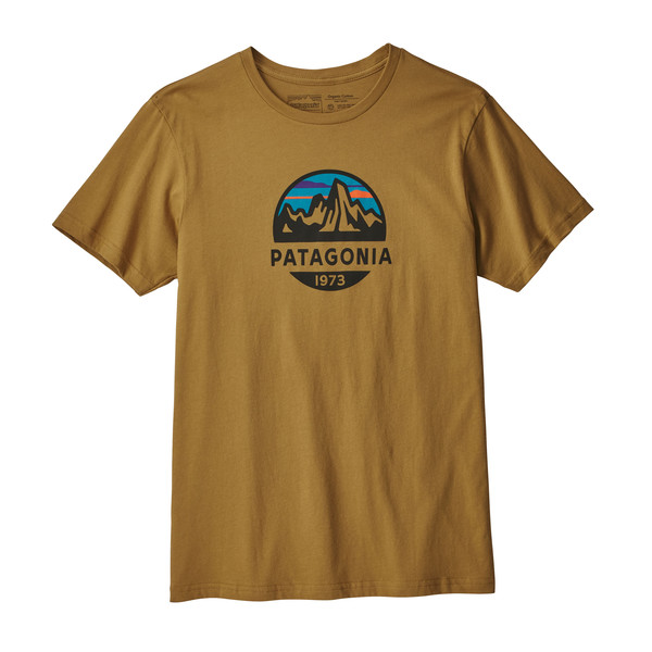 Patagonia M' S FITZ ROY SCOPE ORGANIC T-SHIRT Miehet