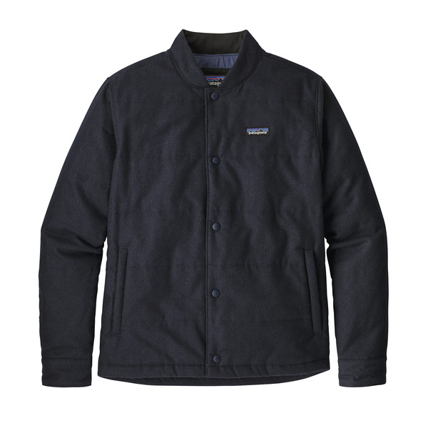 Patagonia M' S RECYCLED WOOL BOMBER JKT Miehet