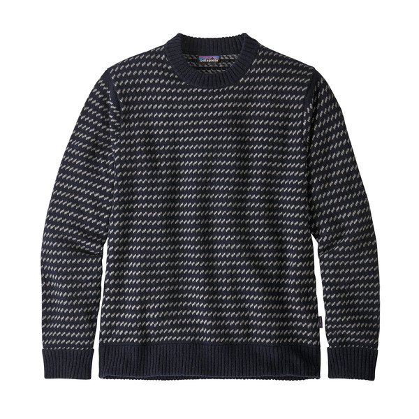 Patagonia M' S RECYCLED WOOL SWEATER Miehet