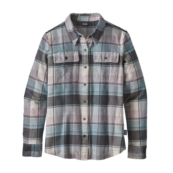 Patagonia W' S L/S FJORD FLANNEL SHIRT Naiset