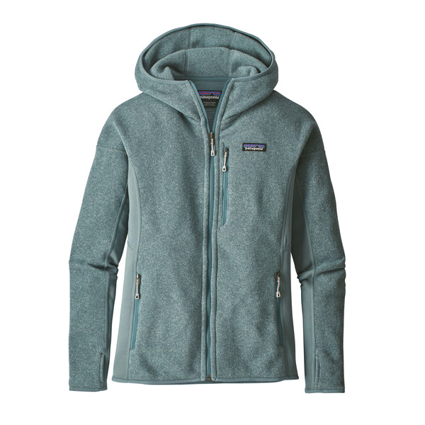 Patagonia W' S PERFORMANCE BETTER SWEATER HOODY Naiset