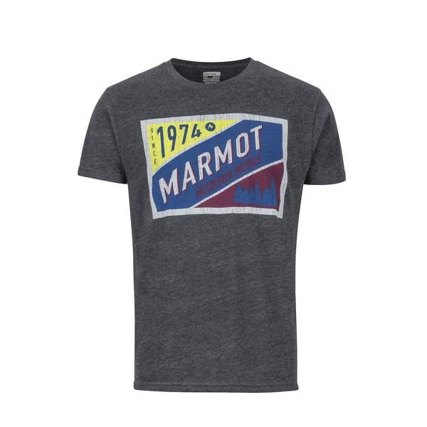Marmot MOUNTAIN TAB TEE SS Miehet