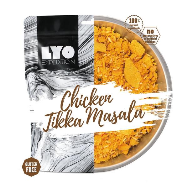 LYOFOOD CHICKEN TIKKA-MASALA 370 G
