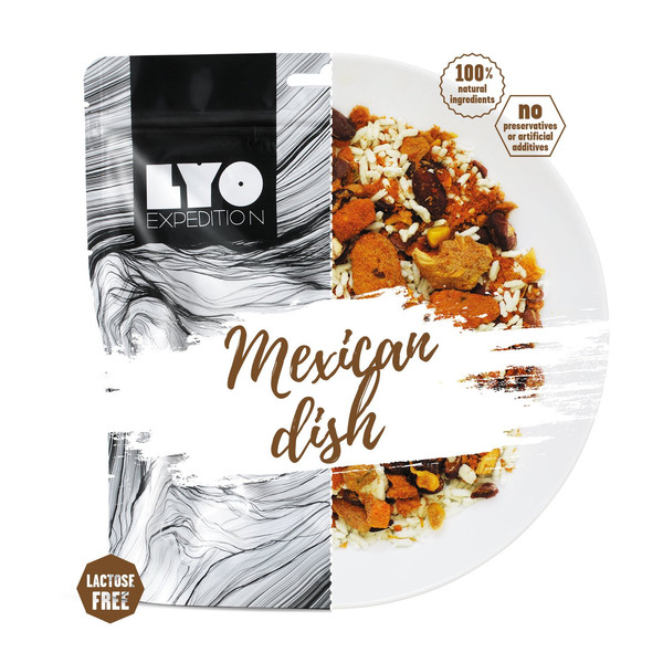 LYOFOOD MEXICAN DISH 500 G