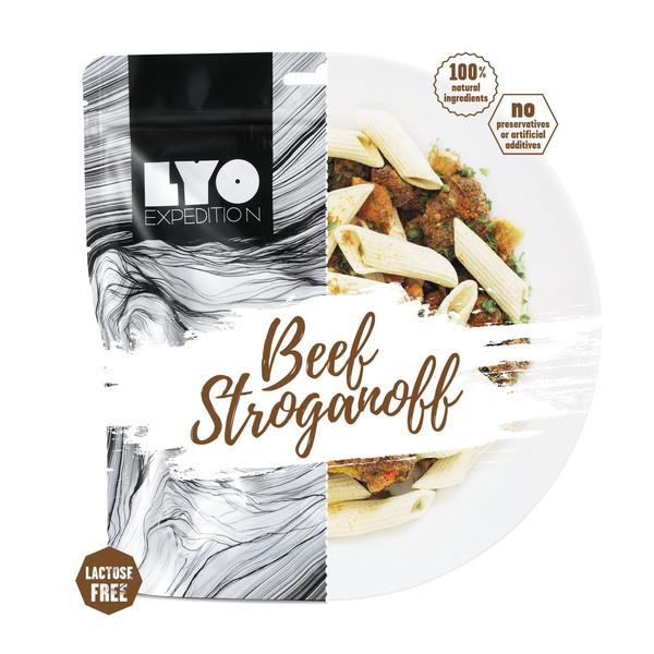 LYOFOOD BEEF STROGANOFF 370 G