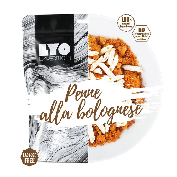 LYOFOOD PENNE BOLOGNESE 370 G