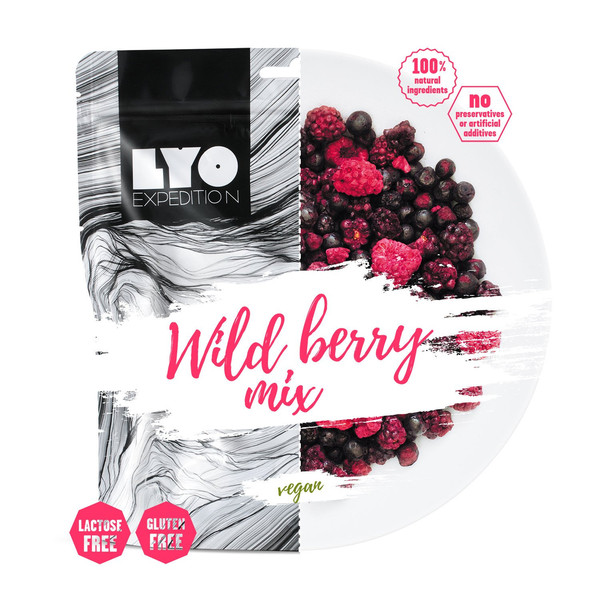 LYOFOOD WILD BERRY MIX 30 G