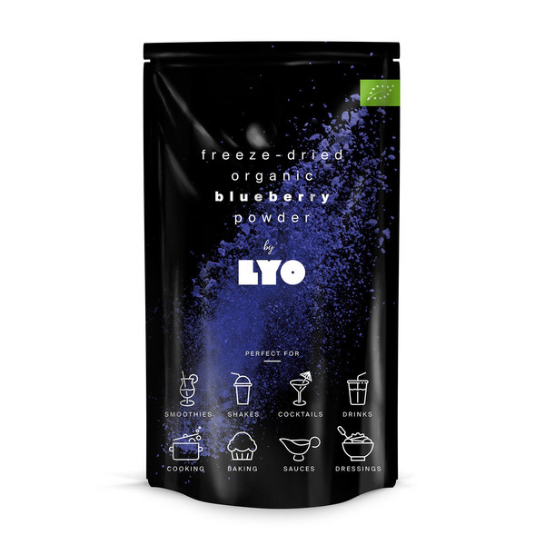 LYOFOOD BLUEBERRY POWDER 50 G