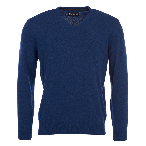 Barbour ESSENTIAL LAMBSWOOL V NECK Miehet