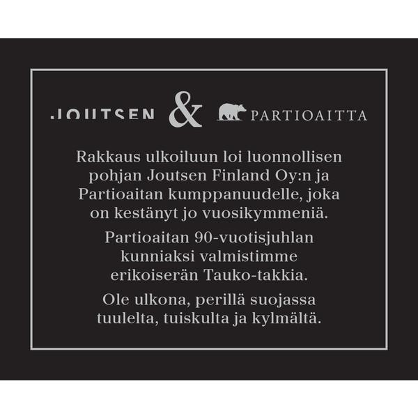 Joutsen TAUKOTAKKI 1928 - Partioaitta 6ced98c985