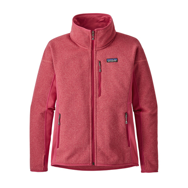 Patagonia W' S PERFORMANCE BETTER SWEATER JKT Naiset
