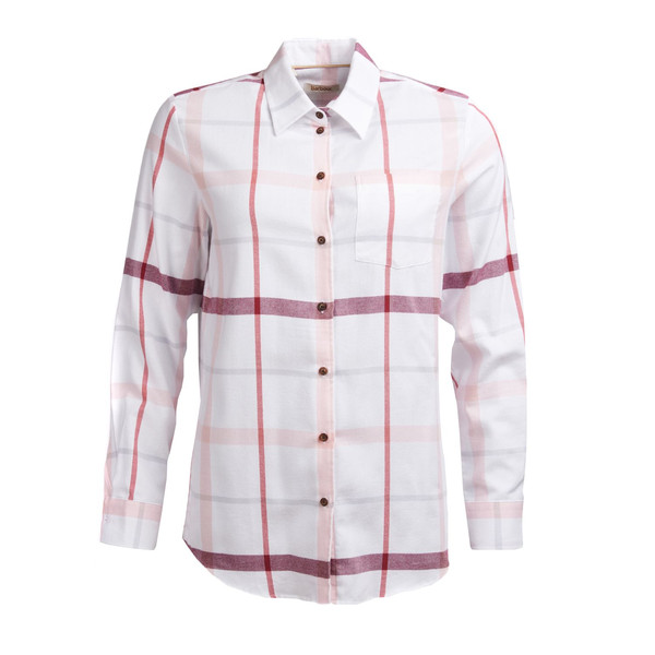 Barbour OXER SHIRT Naiset