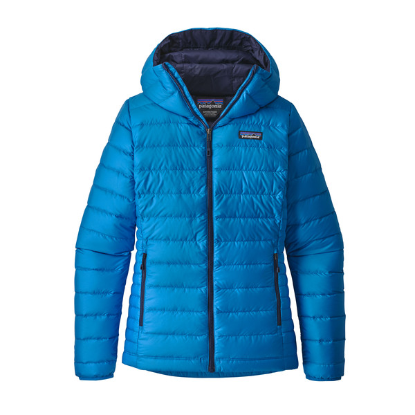 Patagonia W' S DOWN SWEATER HOODY Naiset