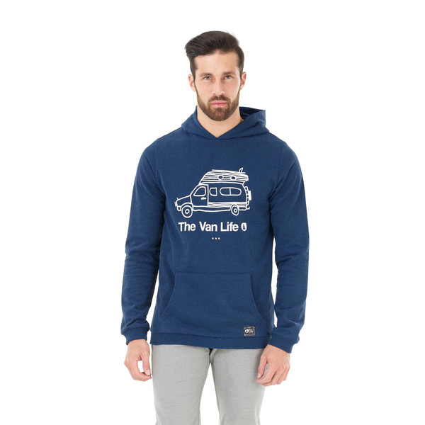 Picture Organic Clothing TRAVEL HOODIE Miehet