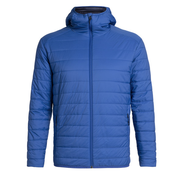 Icebreaker MENS HYPERIA HOODED JACKET Miehet