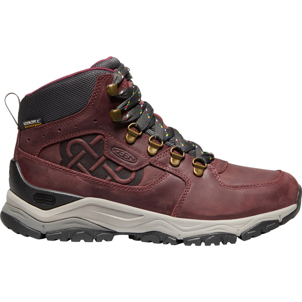 Keen INNATE X SHERPA LEATHER MID WP W Naiset