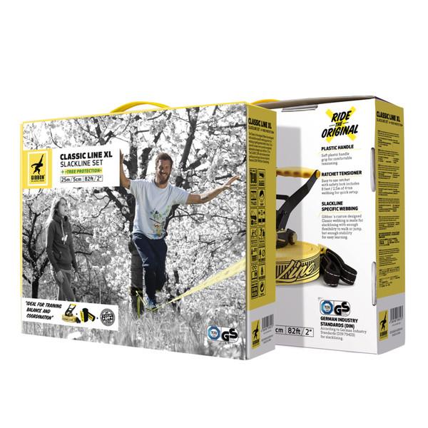 Gibbon CLASSICLINE XL TREEWEAR SET